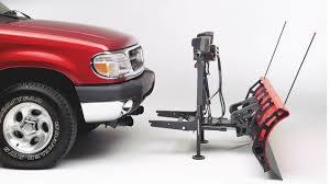 100 Snow Plow Attachment For Truck Western Suburbanite 7 4 SUV Light