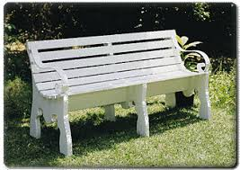Park Bench Plan No 712 Outdoor Plans Projects and Patterns