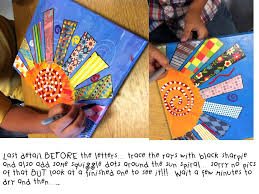 End Of The Year Art Project Cute Projects For Kindergarten