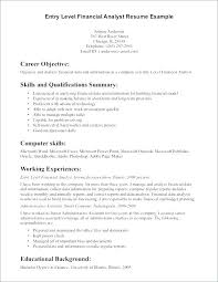 Entry Level Paraprofessional Resume It Examples Example Awesome Template For