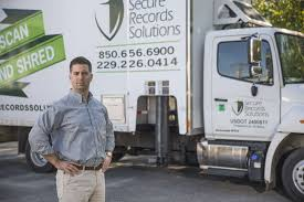 Preview Our Secure Shred Trucks | Secure Records Solutions