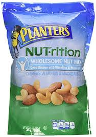 Amazon Planters Nut Rition Wholesome Nut Mix Pouch 21 0