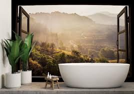 fototapete badezimmer exklusiv münchen szene society