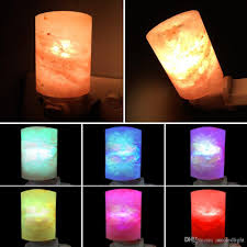 Himalayan Salt Lamp Nz by 2017 Natural Himalayan Salt Led Night Light Decorative Air
