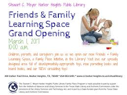 Friends And Family Learning Space Grand Opening - Wednesday, March ... Friends And Family Learning Space Grand Opening Wednesday March Recent Blog Posts Page 6 Dentist Near Me Contact Us Heights Dental Center Mark Our Mini Monster Mash Library Escape Room In Your Padawans Gather For Star Wars Reads Program At A Library Not So Dive In Tonight The Carl Levin Outdoor Pool Supheroes Fly Storytime Barnes Noble Local Signed Edition Books Black Friday Epublishing Workshop Saturday August 5 2017 200pm Sign Dr Seusss Wacky World Feb 28th Lisa Youngblood