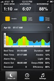 iPhone Sleep Time app monitors your sleep cycles and wakes you up