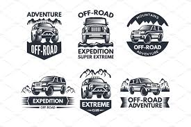 100 Truck Logos Off Road Symbols Labels With 4x4 Truck Or Labels With Suv