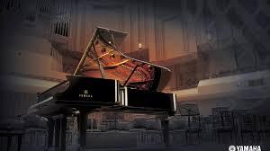New Yamaha Grand Pianos