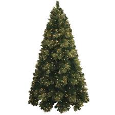Artificial Douglas Fir Christmas Tree Unlit by Mountain King Christmas Trees Buy Mountain King Artificial
