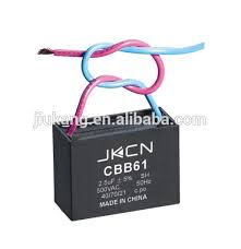 Cbb61 Ceiling Fan Capacitor by Cbb61 Series Fan Capacitor For Ceiling Fan With Ce Approval Buy