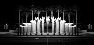 Urban Lights at LACMA by leographics on DeviantArt