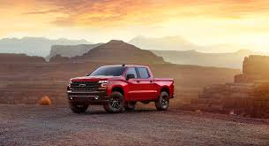 GM Reveals 2019 Chevrolet Silverado LT Z71 Trail Boss - Camaro5 ...