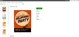 Free Halloween Invitation Templates Microsoft by Free Halloween Templates And Printables For Microsoft Office