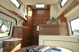 Kubus Impuls Sprinter RV Interior