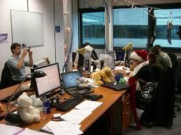 au bureau 8 déco noel au bureau exemples d aménagements