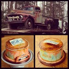 100 Classic Truck Central 1951 Ford Inspired Cake Cakecom