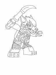 Coloring Pages Lego Chima 13 Kids