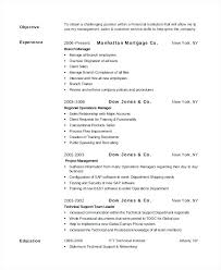 Retail Banking Resume Banker Sample