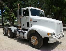 100 International Semi Truck 1998 9100 Semi Truck Item K5396 SOLD July
