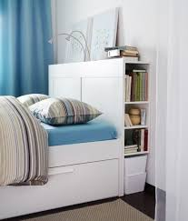 White King Headboard With Storage by Brimnes King Bed With Regard To Your Home Furniture Definition