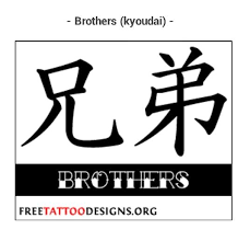Heres A List Of The Most Popular Japanese Tattoo Symbols Their Meaning And Pronunciation