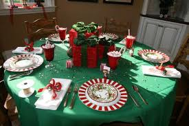 Christmas Centerpieces For Dining Room Tables by Rectangle Dining Room Tables Christmas Table Settings Ideas