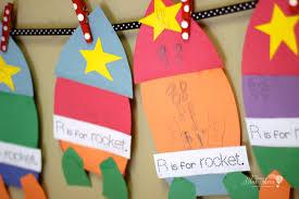 Letter R Craft Apple Ideas For Teachers