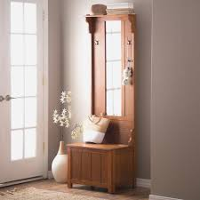 Mudroom Entryway Bench With Coat Rack And Storage Wonderful