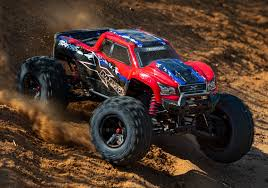 100 Truck Maxx Traxxas 8S X 4WD 18 Brushless Waterproof Monster