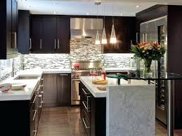 U Shaped Kitchen With Island Luxurious Shape L Post