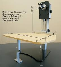 Kangaroo Standing Desk Dual Monitor by Dual Kangaroo By Ergodesktop Ergocanada Detailed Specification
