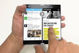 Lunark Dual Screen Smartphone Concept by Allan Ospina Tuvie
