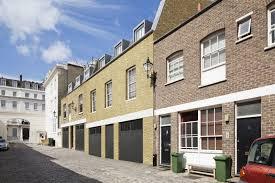 100 Mews Houses Doone Silver Kerr Belgravia House London