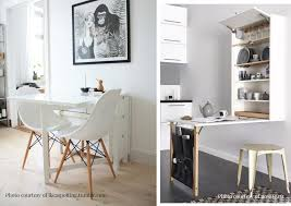 The Same Idea Goes With Pull Out Dining Tables That Can Appear From Underneath Kitchen Counter Or Island If You Prefer