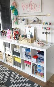 Craft Room Ideas On A Budget Just Pleased As Punch2 Craft Storage