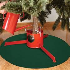Good Tidings Waterproof Christmas Tree Stand Mat