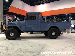 2018 SEMA Toyota FJ Pickup Truck | Jeep | Trucks, Pickup Trucks, Cars Rfreeman Sons Fj 06 Rtv Foden Alpha Reto Truck Show Flickr Joliet Used Toyota Cruiser Vehicles For Sale Fj Truck Practical 2016 Toyota 44 Autostrach Supra 2jz Turbo Youtube Monster Red White Blue Yellow 5 Long By Jeep Wikipedia Build Pt 7 Diy Bed Liner Paint Job History Of The Series The Company Blog Tamiya Kit Your Page 15 Forum 1967 Tan 1989 Brown 4x4 Truck Land Cruiser Fj40 Fj45 Classic Land