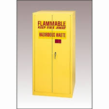 Flammable Safety Cabinet 45 Gal Yellow by Hazardous Material Cabinet Hazardous Material Storage Cabinets For