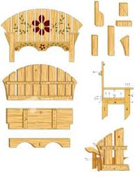 plans how to make an octagon wood garbage bin box projects