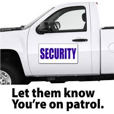 Security Patrol Officer Vehicle Magnetic Signs | Security Car ... Magnetic Graphics By Craft Signworks San Mateo Belmont Custom Truck Lettering Signs Archives Brothers Prting Inc Nyc Temporary Truck And Van Door Sign Ny Car Lettering Vehicle Solv Park City Heber Holladay Signage Kirkby Bros Gold Coast Screen For Trucks Inspirational Modern Landscaping And Signsfast Professionally Designed Car Magnets In Header Mgrs Mobile Advertising Sign Advertising Is Not Just Limited To Driver