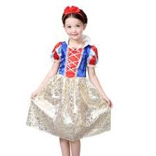 Snow White Costume Disney Princess Inspired Dress For Girls 410 M 4 You Can Get Additional Details At The Image Link