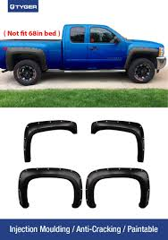 Pocket Bolt-Riveted Style Fender Flares For 2007-2013 Chevy ... 15 16 17 Colorado Canyon Wheel Well Flare Stainless Fender Trim Fits 8995 Pickup Bushwacker 3102011 Cout Fender Flares 21996 Bronco 4 Aftermarket Fenders Phoenix Usa Stainless Steel Quarter Kit 21in 2pc Set Dodge Ram Truck Bars Hash Mark Racing Sport Stripes Decals Toyota Tacoma Tundra Semi Northern Tool Equipment 93 Ford Ranger 10 Off Road Fiberglass With Door Exteions Universal Rear Single Axle Half Circle Egr Rugged Making A New 1938 Chevrolet Truck Fender From Scratch