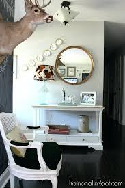 Rustic Living Room Wall Decor Vintage Modern Via