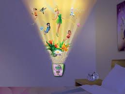 Amazon Uncle Milton Wild Walls Tinker Bell Light Sound Room