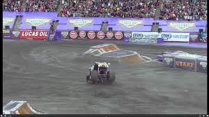 Is It Really Possible For A Massive Monster Truck To Pull Off This ... Backflip En Monster Truck Youtube Lands First Ever Front Flip Proves Anything Is Possible Jam Sicom Monsterjam2014 Stlouis Freestyle Meents Truck Lands First Ever Frontflip Hd Watch Or Download Downvidsnet Northern Nightmare Crazy Back World Finals Xvii Famous Grave Digger Crashes After Failed An Iron Man Among Monster Trucks Njcom Just Pulled Off A Mind Blowingly Long Record Breaking Best Backflips Backflip