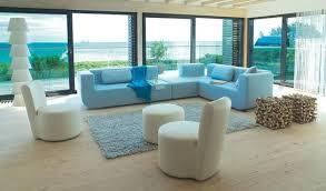 schön wohnzimmergarnitur sofa layout blaue wohnzimmer