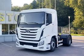 100 Hyundai Trucks Has Launched In Russia The Production Of Heavy Trucks Enuze