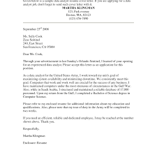 Credit Analyst Cover Letter Greeting