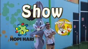 hopi hari show looney tunes dez 16 youtube