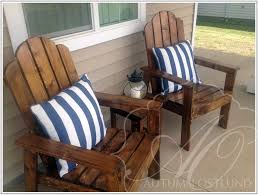 Decorating: Appealing Lowes Adirondack Chairs For Amusing Outdoor ...
